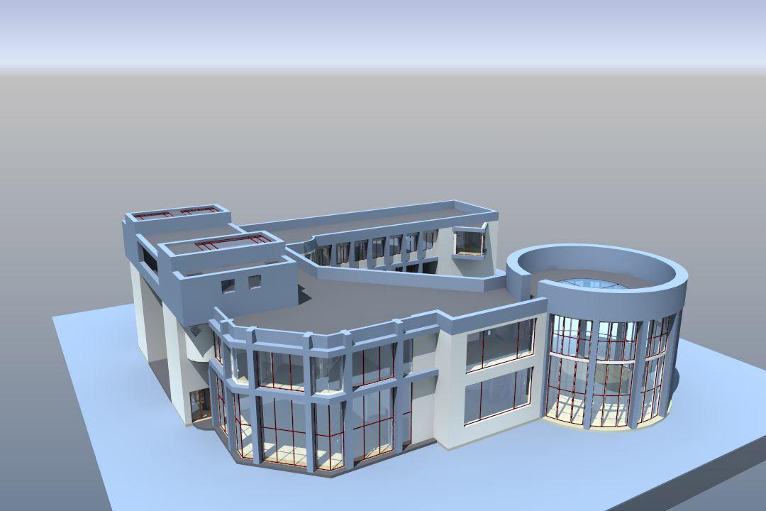 Примеры работ, выполненных с использованием КОМПАС-3D V13 SP2.