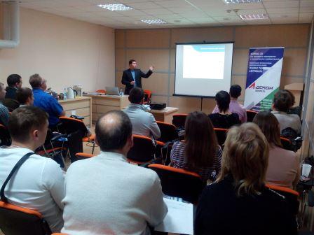 Сергей Розинский (НТЦ «АПМ») представляет инструменты для инженерного анализа